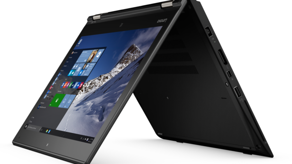 Анонс Lenovo ThinkPad Yoga 260 и 460