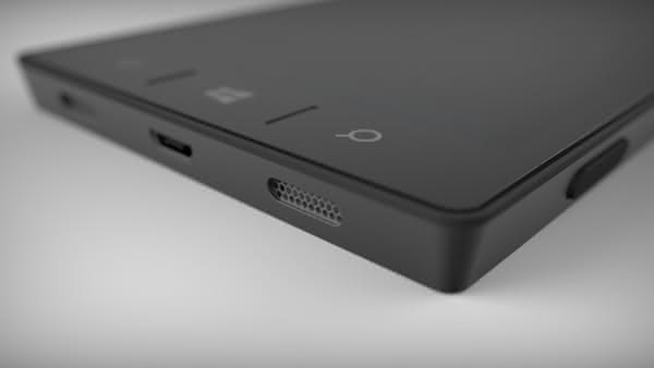 Утечка характеристик Microsoft Surface Phone