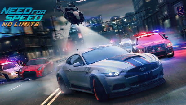 Need for Speed No Limits вышли на iOS и Android