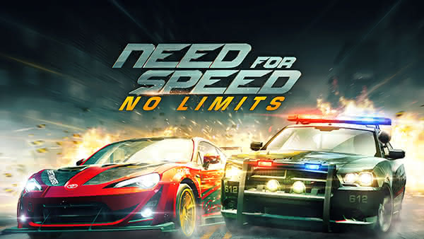 Первое видео Need for Speed: No Limits