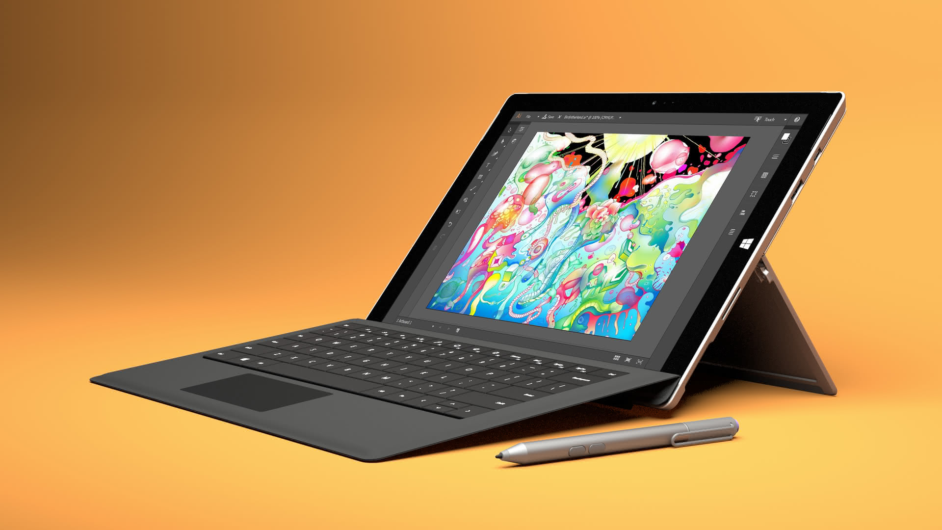 the microsoft surface pro 3 In-depth review of the microsoft surface pro 3 (intel core i5 4300u, intel hd graphics 4400, 120, 08 kg) with numerous measurements, benchmarks, and evaluations.