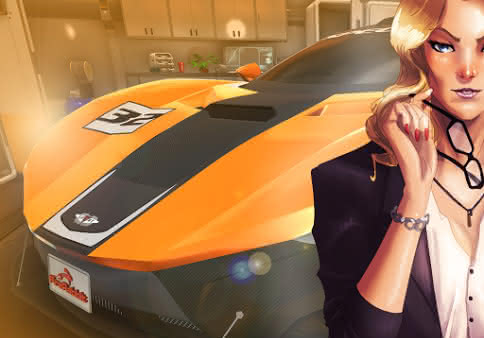 Fix My Car: GT Supercar Shop для Android