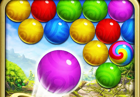 Головоломка Bubble Quest — Blast Legend для Android