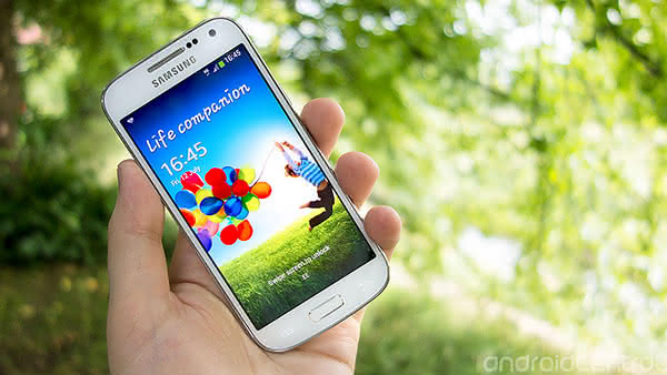 Samsung Galaxy S4 Mini Plus уже в продаже