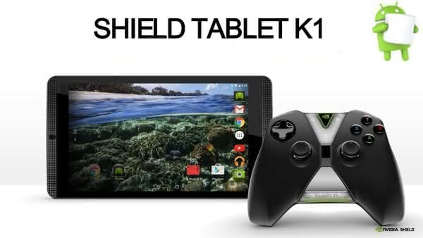 NVIDIA SHIELD Tablet K1 получит Android 6.0 в этом году