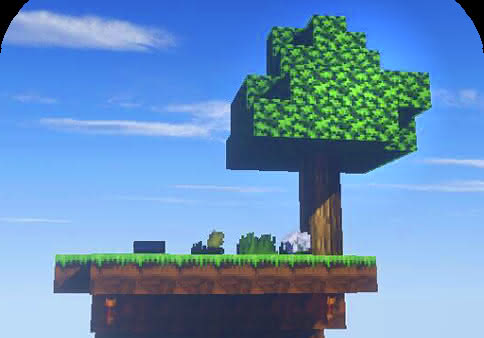 SkyBlock: Craft your island для Android, или Minecraft в небесах