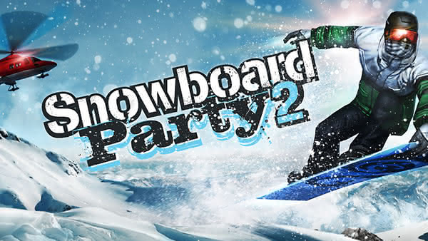 Snowboard Party 2: сноуборд для Android