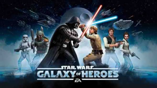 Выход Star Wars: Galaxy of Heroes для Android и iOS