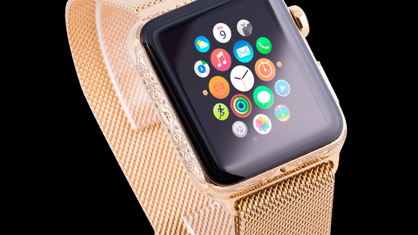Apple Watch Epoca от Caviar