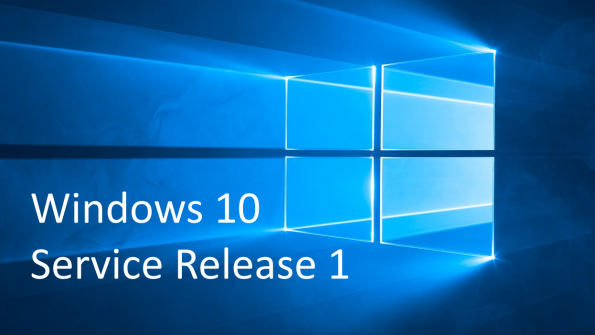 Выход Windows 10 Service Release 1