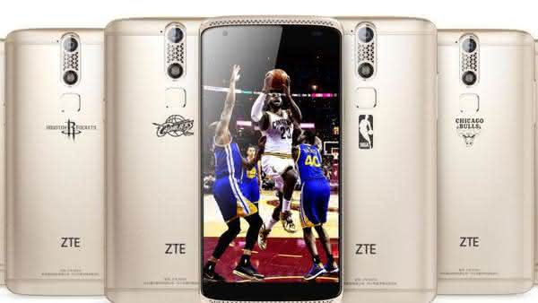Анонс ZTE Axon Mini NBA Edition