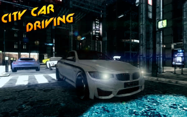 City Extreme Car Driving 3D