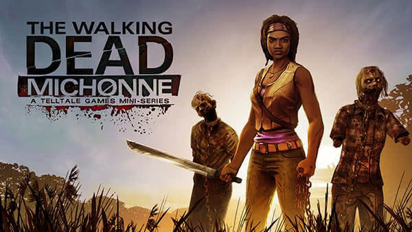 The Walking Dead: Michonne на Android