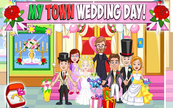 My Town : Wedding
