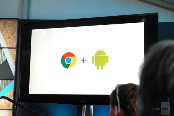 Chrome OS и Android