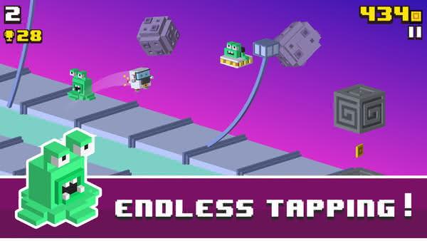 Monkey Rope: endless Jumper для Android