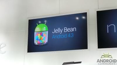 Анонс Android 4.3 Jelly Bean