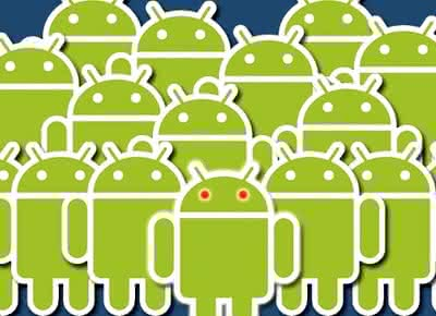 Много Android