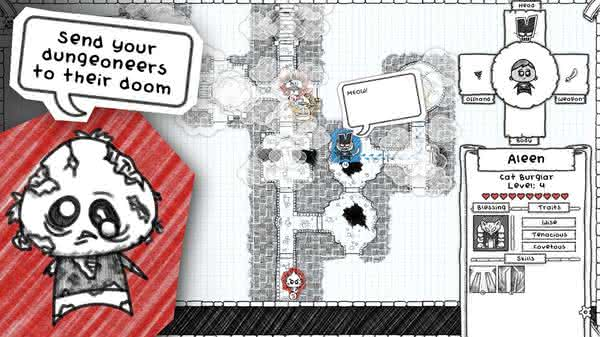 Guild of Dungeoneering для Android
