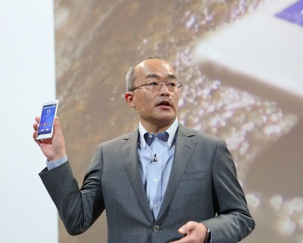 CEO Sony Mobile