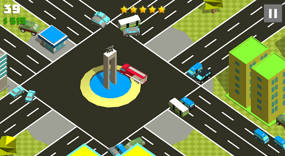 Crazy Cars Chaze для Android