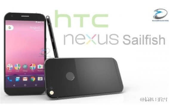 Концепт HTC Sailfish