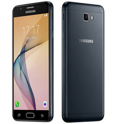 Черный Samsung Galaxy On7 (2016)