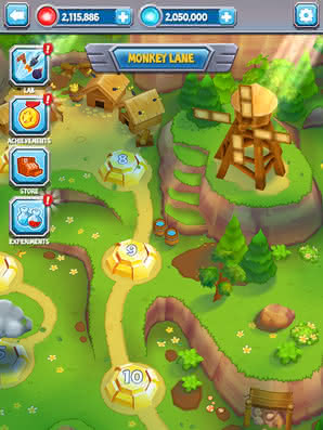 Bloons Supermonkey 2 для Android