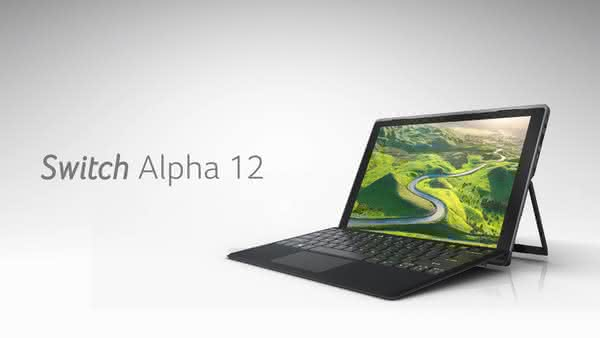 Анонс Acer Switch Alpha 12