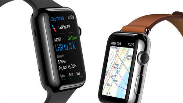 Apple Watch 2 получат барометр и GPS