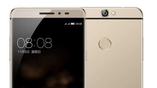 Coolpad Max: сочетание HTC One A9 и Huawei Mate 8