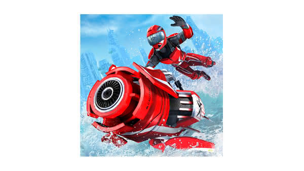 Riptide GP: Renegade для Android