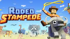 Rodeo Stampede — родео от создателей Crossy Road
