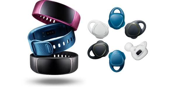 Анонс Samsung Gear Fit 2 и IconX