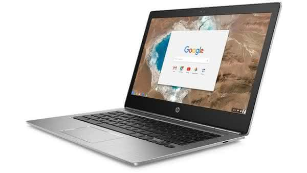 HP Chromebook 13: металл и мощная начинка