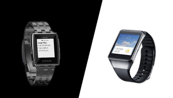 Pebble против Android Wear: 3 преимущества каждой