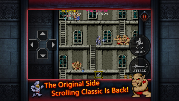 Ghosts'n Goblins MOBILE для Android