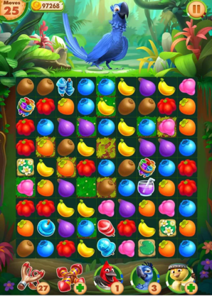 Rio: Match 3 Party для Android
