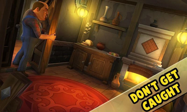 Scary Neighbor 3D для Android
