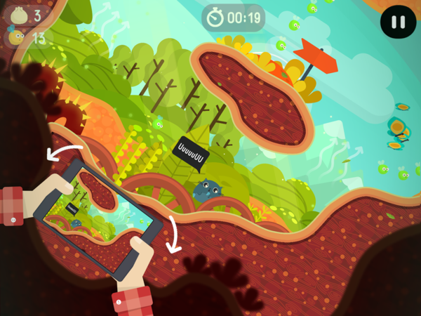 The Big Journey для Android