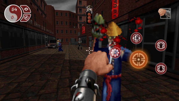 Shadow Warrior Classic Redux для Android