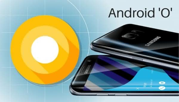 Samsung и Android O