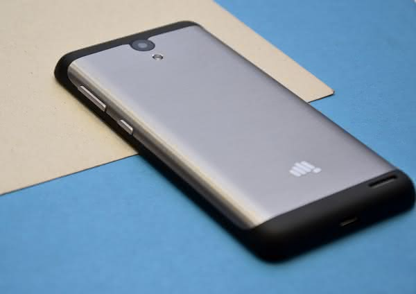 Micromax Bolt warrior 1 plus снизу