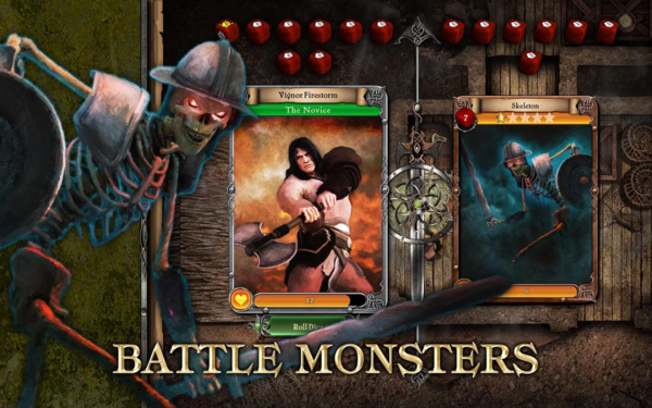 Fighting Fantasy Legends для Android