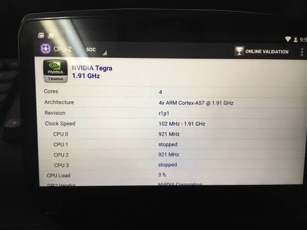 Прототип NVIDIA Shield Portable 2
