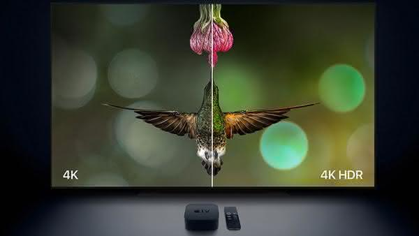 HDR на Apple TV 4K