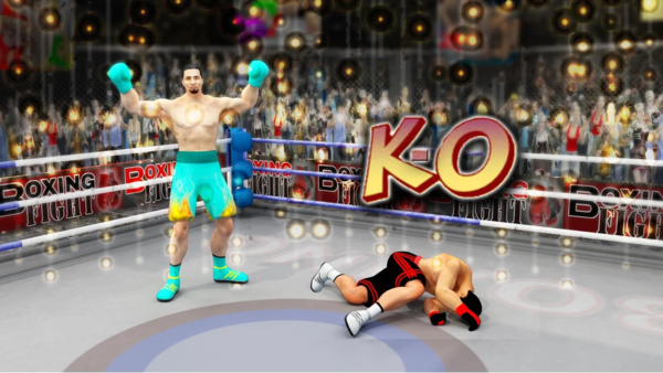 Ninja Punch Boxing Warrior: Kung Fu Karate Fighter для Android