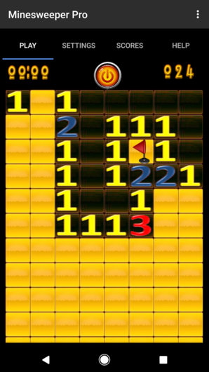 Minesweeper Pro для Android