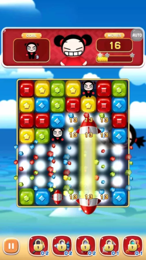 Jewelry Blast: Pucca для Android