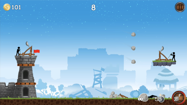 The Catapult для Android